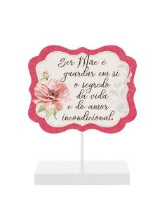 Madeirinha - Ser mãe é guardar em si...
