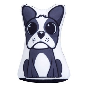Peso de Porta - Bulldog Love Dog