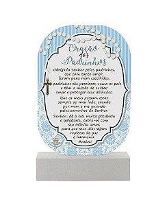 Madeirinha Azul - Oração dos Padrinhos