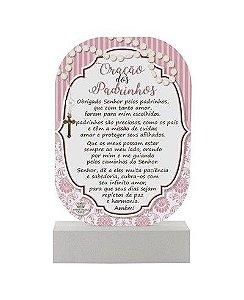 Madeirinha Rosa - Oração dos Padrinhos