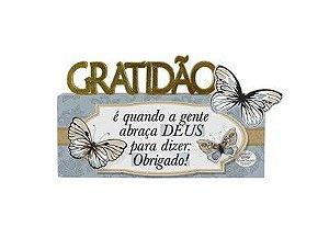 Madeirinha - Gratidão
