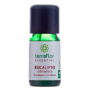 Óleo Essencial Puro 10ml - Eucalipto Citriodora