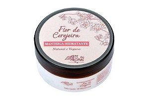 Manteiga Hidratante 196g - Flor de Cerejeira