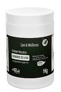 Creme de Massagem 1kg- Semente de Uva