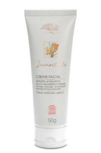 Creme Facial 50g- Immortelle