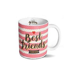 Caneca Cerâmica 300ml - Best Friends forever