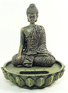 Incensário para 3 Incensos- Buda Tibetano