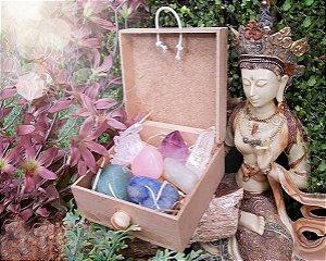 Caixa 7 pedras - Ansiedade e Estresse
