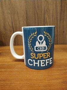 Caneca Cerâmica - Super CHEFE