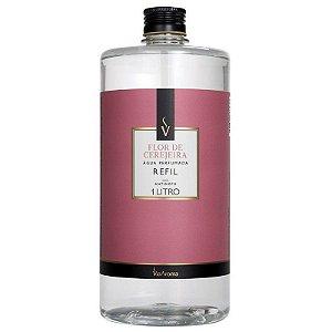 Refil Água Perfumada para Tecidos 1L - Flor de Cerejeira
