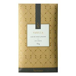 Sachê Perfumado Via Aroma 10g - Vanilla