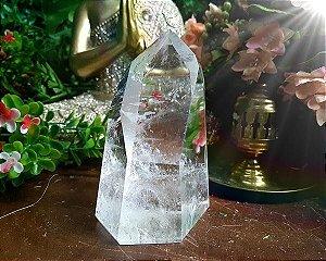 Ponta de Pedra Cristal 49g