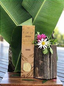 Incenso Artesanal N' da Lua - Bambu