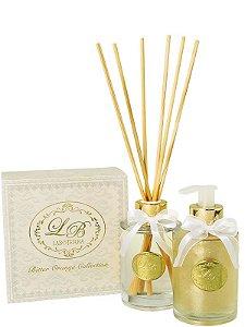 Kit Difusor de ambiente + Sabonete Liquido Laboterra Collection 120ml - Orange
