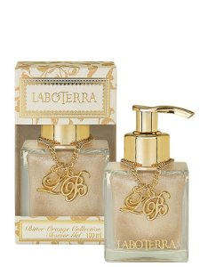 Sabonete em gel Laboterra Collection 100ml - Orange
