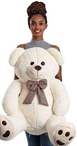 Urso de Pelúcia Xavier GG 1,15cm - CORES DIVERSAS