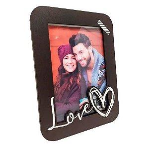 Porta Retro MDF - Love