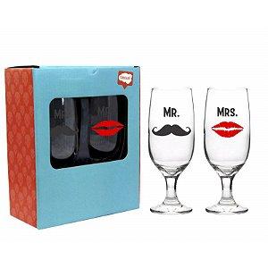 Dupla de Taças - Mr. e Mrs.