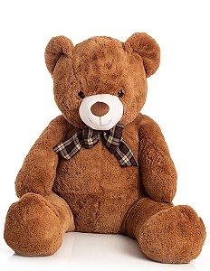 Urso de Pelúcia George GG 1,20cm - CORES DIVERSAS
