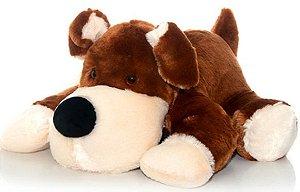 Cachorro Pelúcia Duque G 85cm - CORES DIVERSAS