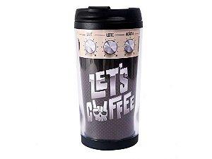Copo Térmico pop 200ml- Let's Coffe
