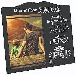 Porta Retrato Elástico 10x15 - Meu Melhor amigo