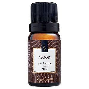 Essência Aromática Via Aroma - Wood