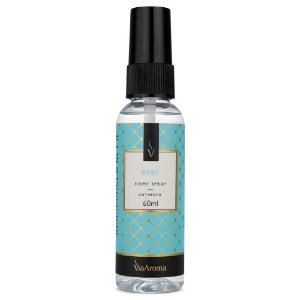 Home Spray 60ml Via Aroma- Baby