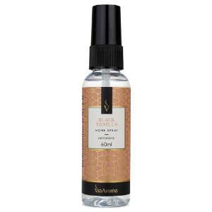 Home spray 60ml Via Aroma- Black Vanilla