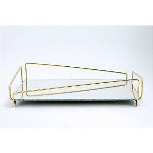 Bandeja Angulo 10x28 - Golden