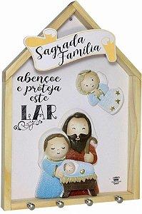 Porta Chave casinha - Sagrada Família