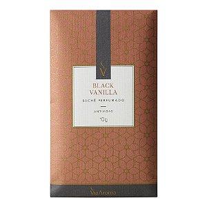 Sachê Perfumado Via Aroma 10g- Black Vanilla