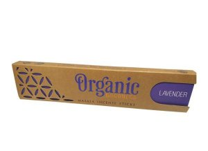 Incenso Organic Goodness 15g - Lavander