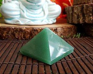 Pirâmide de Pedra 159g - Quartzo Verde