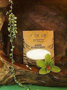 Sais de banho artesanal N' da Lua 100g - Lavanda