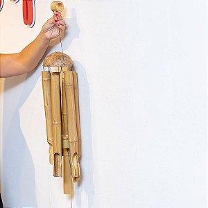Sino dos Ventos Bambu 1,15 cm