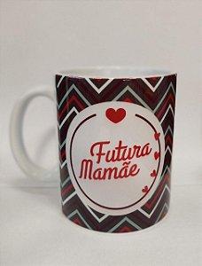 Caneca Cerâmica - Futura Mamãe