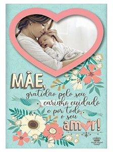 Porta Retrato de Mesa - Mãe gratidão ...