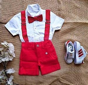 Camisa Branca Bruno  Ref :0094