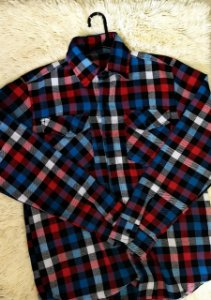 Camisa  Pai Flanelada