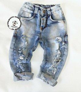 Calça Jeans ''DETONADA ''