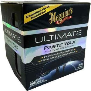 Cera Ultimate Paste Wax com Aplicador e Flanela 311g
