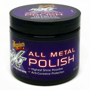Meguiars Nxt Generation All Metal Polysh - Polidor De Metais