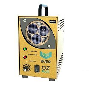 Gerador De Ozônio Wier Ozplus 15g/h Oxi Sanitização Ambiente e Carros