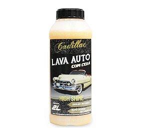 Lava Auto Com Cera Shampoo High Shine Cadillac Concentrado 1:200 2lt