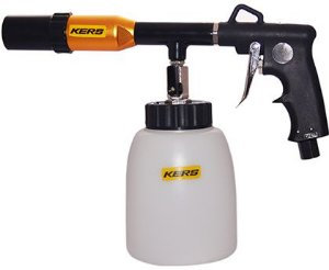 Pistola Tornador Black Kers Limpeza Rolamentado Limpador