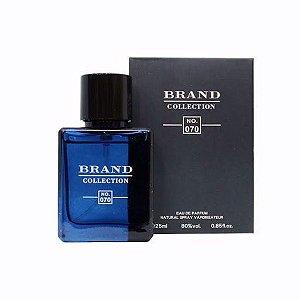 Brand Collection 070 Blue Eau de Parfum 25ml - Perfume Masculino