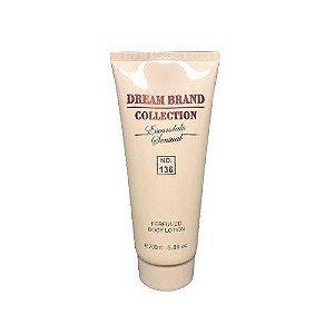 Hidratante 136 Brand Collection 200ml - Feminino
