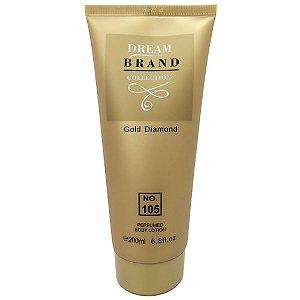 Hidratante 105 Brand Collection 200ml - Feminino