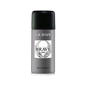 Desodorante Brave La Rive 150ml - Masculino